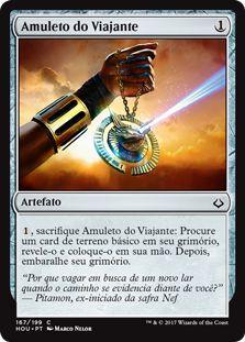 HOU 167 - Amuleto do Viajante (Traveler's Amulet)