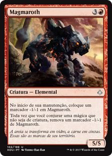 HOU 102 - Magmaroth (Magmaroth)