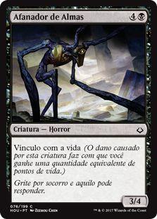 HOU 076 - Afanador de Almas (Scrounger of Souls)