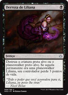 HOU 068 - Derrota de Liliana (Liliana's Defeat)