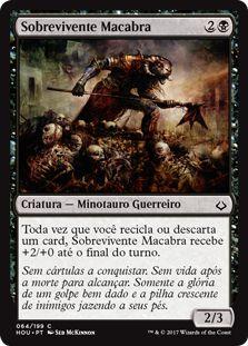 HOU 064 - Sobrevivente Macabra (Grisly Survivor)