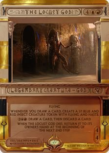 MPS 051 - The Locust God (Amonkhet Invocations)