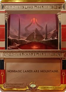 MPS046 - Blood Moon (Amonkhet Invocations)