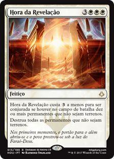 HOU 015 - Hora da Revelação (Hour of Revelation) FOIL