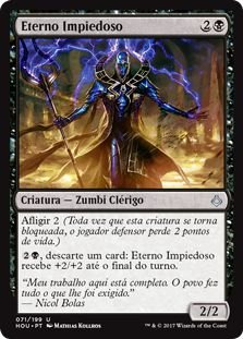 HOU 071 - Eterno Impiedoso (Merciless Eternal) FOIL