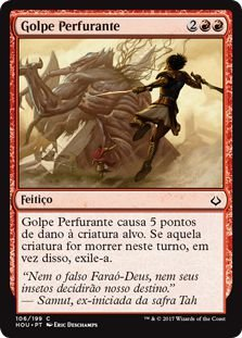 HOU 106 - Golpe Perfurante (Puncturing Blow) FOIL