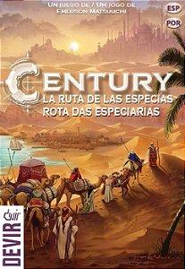 Century: Rota das Especiarias - Em Português! (PRÉ-VENDA)