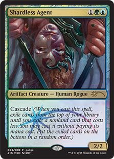 J15 002 - Shardless Agent JUDGE PROMO
