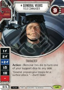 General Veers Comandante de Campo - General Veers Field Commander