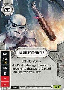 Granadas da Infantaria - Infantry Grenades