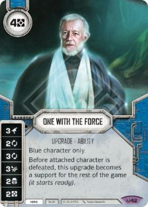 Um com a Força - One With the Force