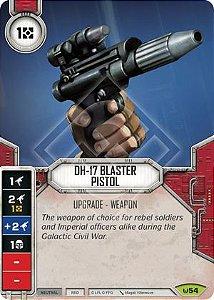 Pistola Blaster DH-17 - DH-17 Blaster Pistol