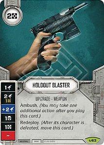 Blaster Compacta - Holdout Blaster
