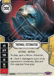 Detonador Termal - Thermal Detonator
