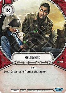 Médico de Campo - Field Medic