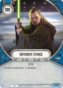 Postura Defensiva - Defensive Stance