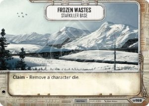 Ruínas Gélidas Base Starkiller - Frozen Wastes Starkiller Base