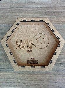 Bandeja de dados - Ludoteca - Bucaneiros