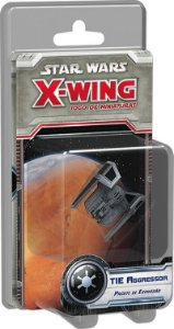 Tie Agressor - Expansão de Star Wars X-Wing