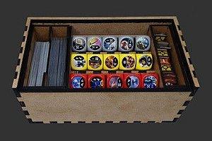 Caixa organizadora para Star Wars Destiny