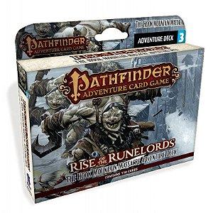 Pathfinder - Expansão Massacre da Montanha Gancho