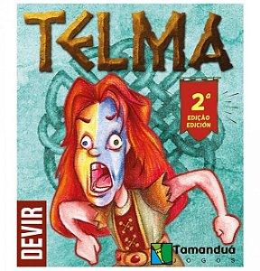 Telma - Segunda Edição (PRÉ-VENDA)