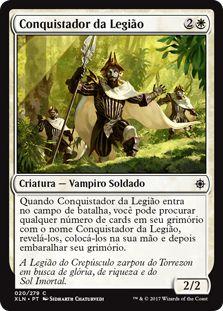 XLN020 -  Conquistador da Legião (Legion Conquistador)