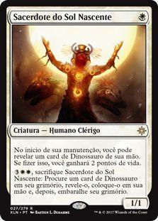 XLN027 -  Sacerdote do Sol Nascente (Priest of the Wakening Sun)