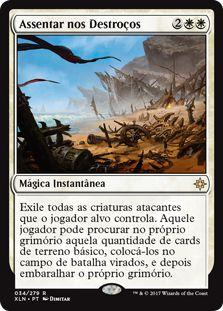 XLN034 - Assentar nos Destroços (Settle the Wreckage)