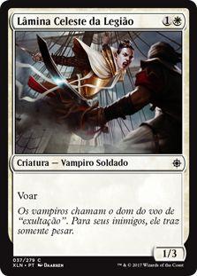 XLN037 - Lâmina Celeste da Legião (Skyblade of the Legion)
