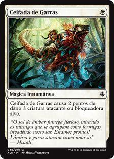 XLN038 - Ceifada de Garras (Slash of Talons)