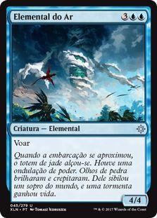 XLN045 - Elemental do Ar (Air Elemental)