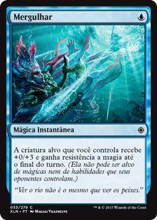 XLN053 - Mergulhar (Dive Down)