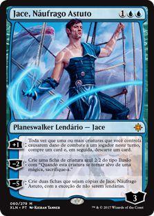 XLN060 - Jace, Náufrago Astuto (Jace, Cunning Castaway)