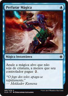 XLN081 - Perfurar Mágica (Spell Pierce)