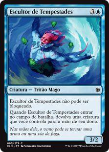 XLN085 - Convocador de Tempestades (Tempest Caller)