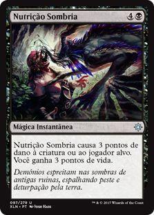 XLN097 - Nutrição Sombria (Dark Nourishment)