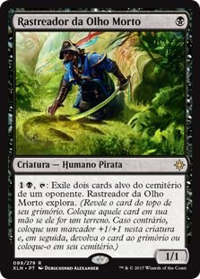 XLN099 - Rastreador da Olho Morto (Deadeye Tracker)