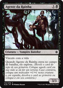 XLN114 - Agente da Rainha (Queen's Agent)