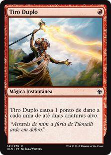 XLN141 - Tiro Duplo (Dual Shot)