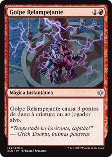 XLN149 - Golpe Relampejante (Lightning Strike)