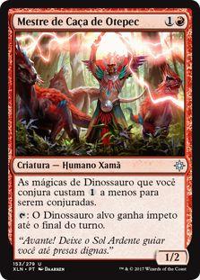 XLN153 - Mestre de Caça de Otepec (Otepec Huntmaster)