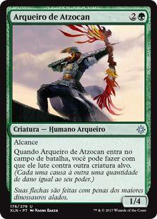 XLN176 -  Arqueiro de Atzocan (Atzocan Archer)