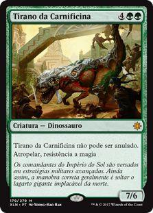 XLN179 - Tirano da Carnificina (Carnage Tyrant)