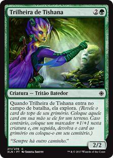 XLN211 - Trilheira de Tishana (Tishana's Wayfinder)
