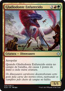 XLN226 - Gladiodonte Enfurecido (Raging Swordtooth)