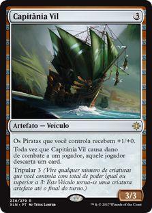 XLN238 - Capitânia Vil (Fell Flagship)