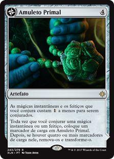 XLN243 - Amuleto Primal (Primal Amulet)