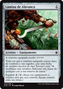 XLN244 - Lâmina de Alavanca (Prying Blade)