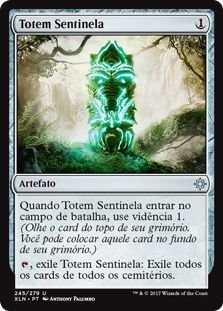 XLN245 - Totem Sentinela (Sentinel Totem)